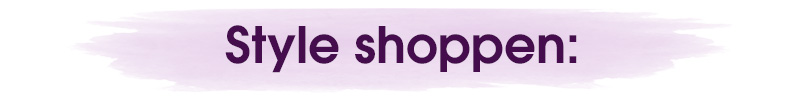 Style shoppen